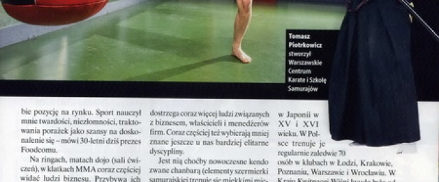 "Hanshi Piotrkowicz in ""Forbes"""
