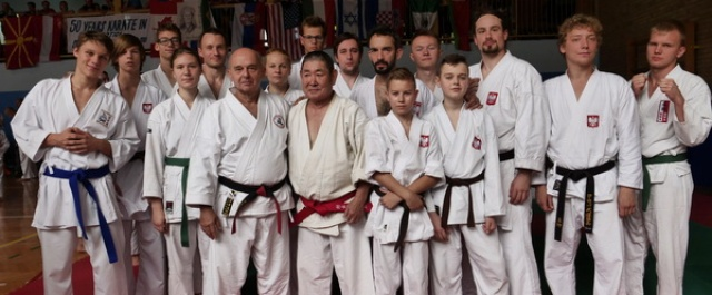 Kancho Okuyama about World Championships in Serbia