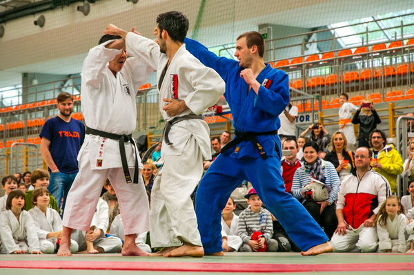 jujitsu karate kancho okuyama