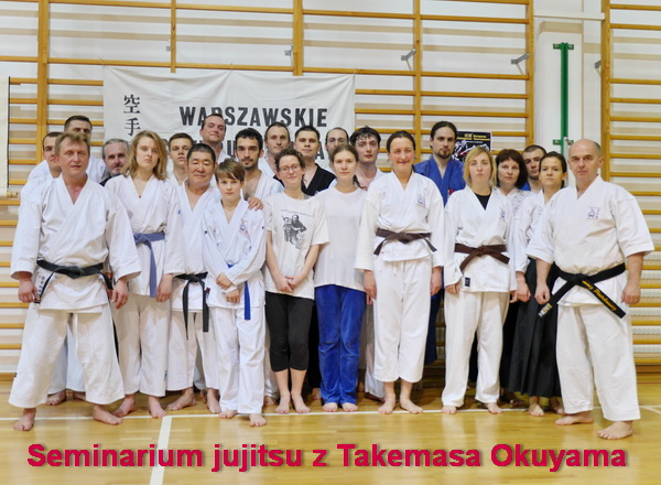 kancho okuyama jujitsu karate european champions tournament