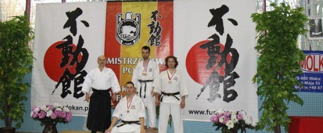 Brązowe medale na Mistrzostwach Karate