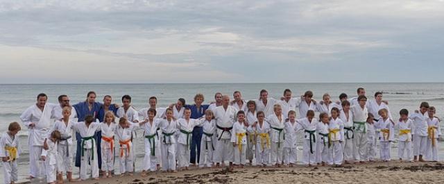 Zdjęcia z Letniej Akademii Karate