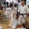 Młodzi karatecy i Hanshi w telewizji TVN