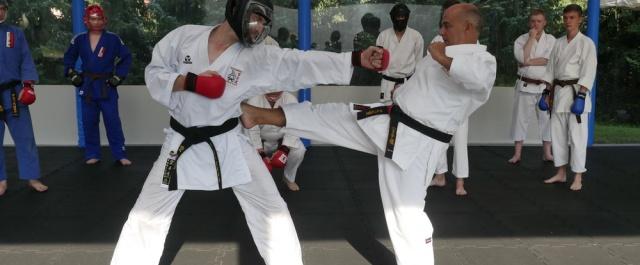 Dwieście zdjęć z Letniej Akademii Karate