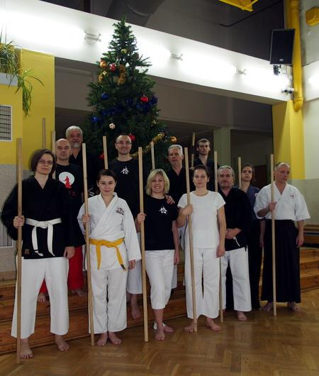 christmas treningi kobudo warszawa