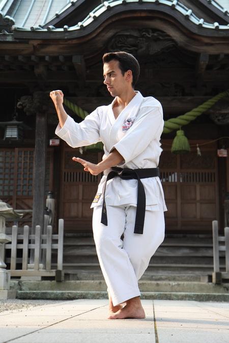 tokyo japan karate shotokan