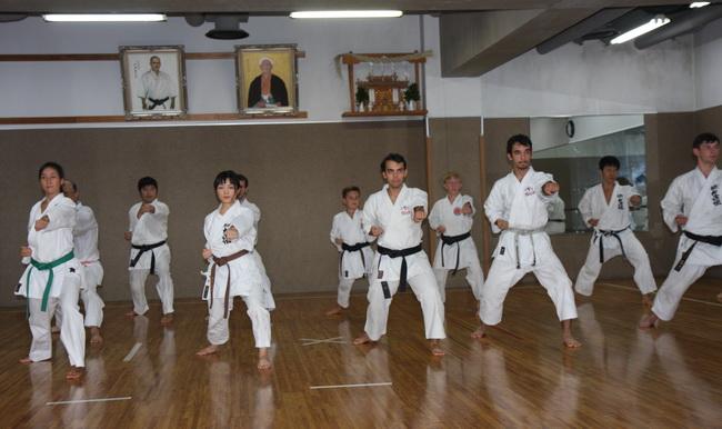 kanazawa shotokan dojo