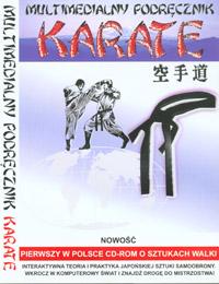 multimedialny komputerowy podręcznik karate