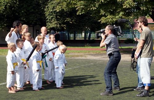 nauka karate dla dzieci Saska-Kępa