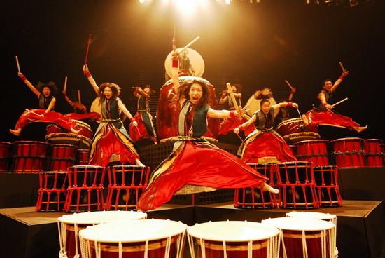 yamato japan drummers