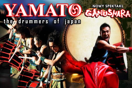 yamato bębny Japonia