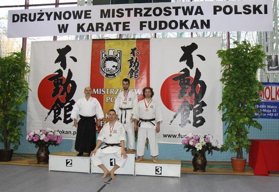 drużynowe mistrzostwa karate