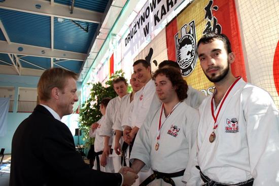 medale w karate