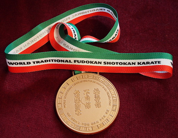 mistrzostwa Europy karate shotokan fudokan