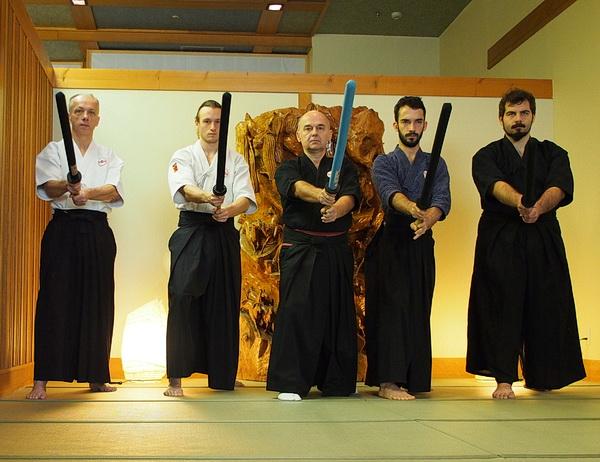 szalone miecze ryokan szermierka samurajska