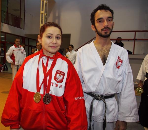 mistrzowie świata karate