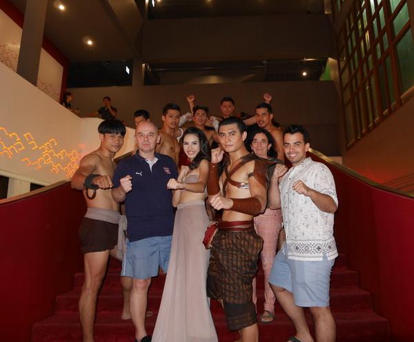 thai boxing team