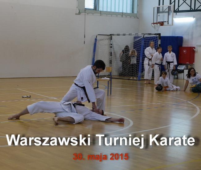 Warszawski Turniej Karate 2015