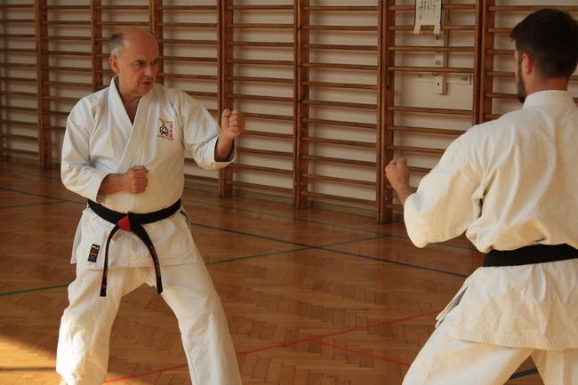 seminarium karate Brodnica hanshi Tomasz Piotrkowicz 04