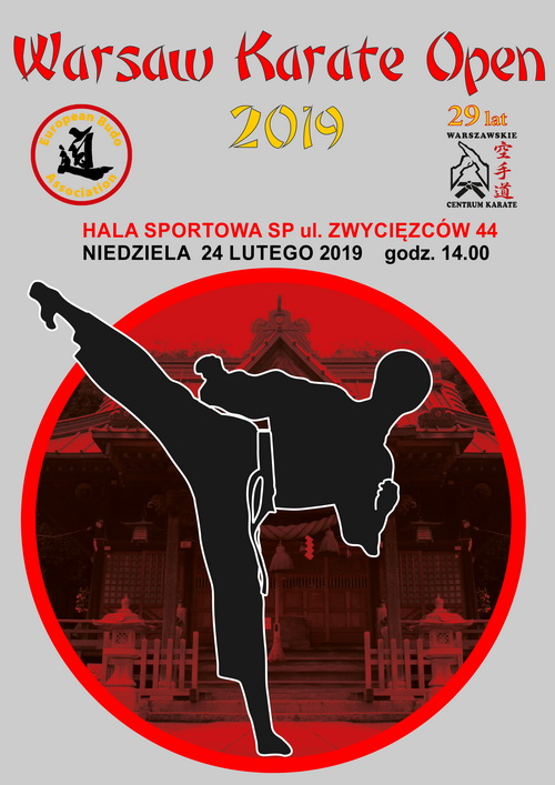 Warsaw Karate Open Karate Klub Warszawa Nauka Karate Dla Dzieci