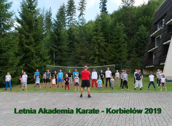 Letnia Akademia Karate 2019