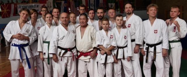 Kancho Okuyama o Pucharze w Serbii