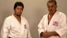 Karate sweeps with Val Mijailovic 1/4