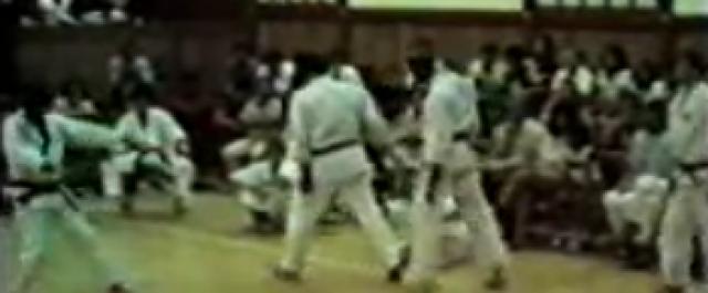 Val Mijailovic Karate 1970 P 1
