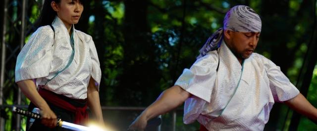 Fotorelacja z Matsuri
