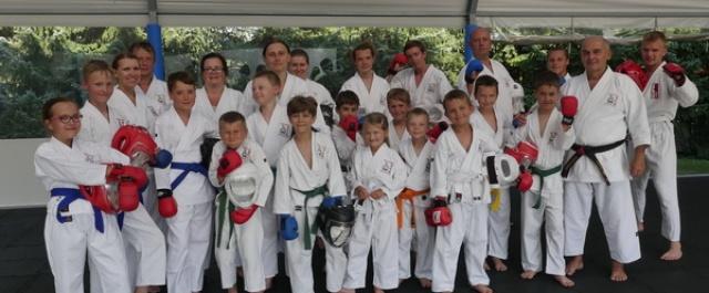 Letnia Akademia Karate 2018