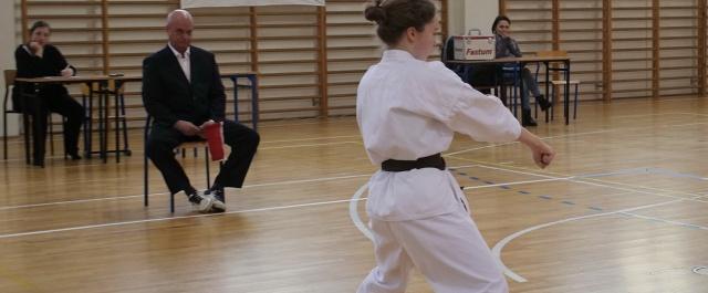Egzaminy w karate