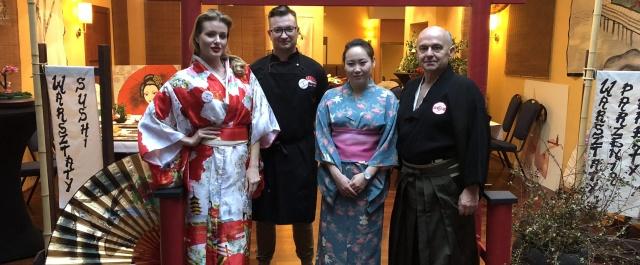 Ciekawe imprezy o samurajach