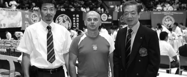 Mistrz Kanazawa odszedł…