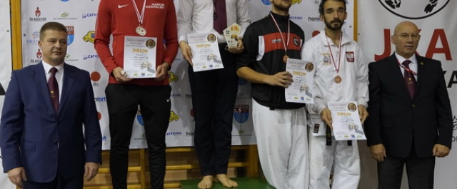 Brązowy medal na Turnieju Ochiego