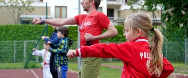Dzień Dziecka w karate