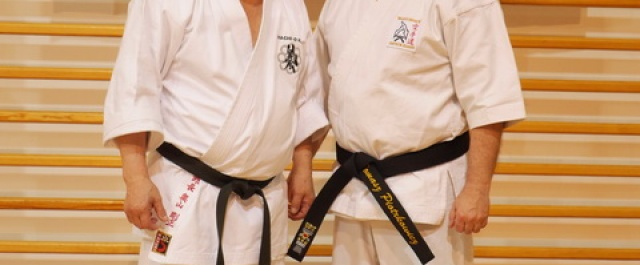 Pozdrowienia dla mistrza Okuyama