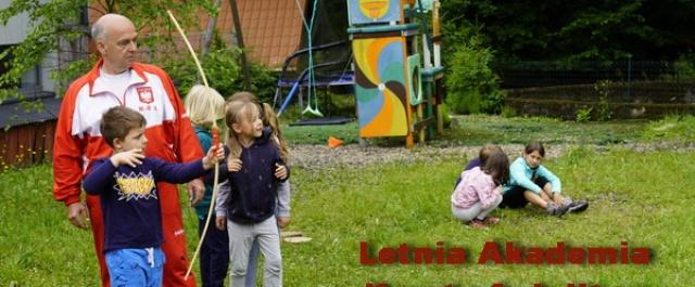 Fotoreportaż cz. I z Letniej Akademii Karate
