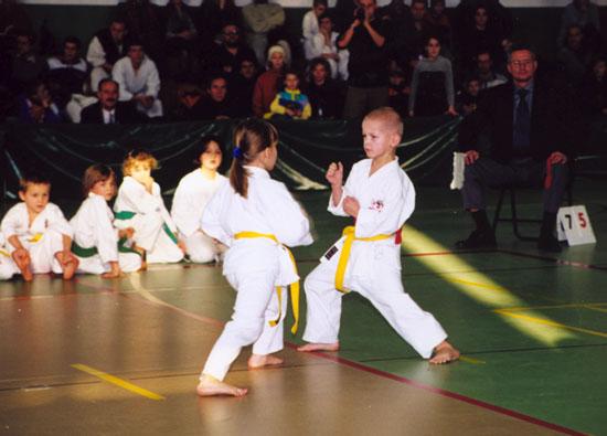 karate dzieci Ursynów