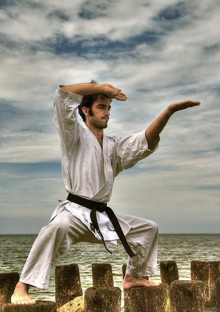 letnia akademia karate obóz letni