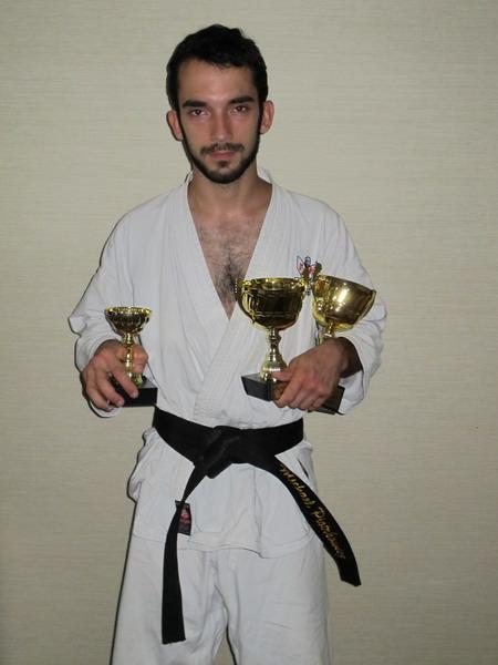 michał piotrkowicz mistrz świata karate