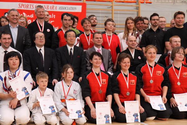 chanbara zawody karate dzieci Wola