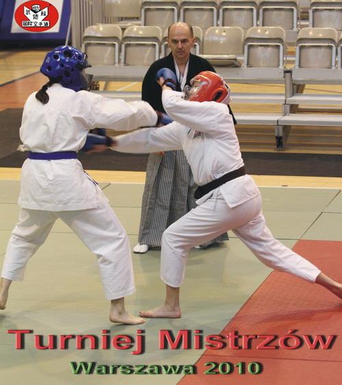 turniej mistrzów karate Warszawa