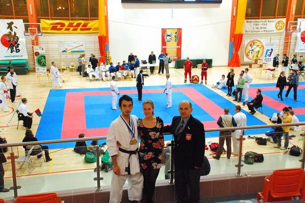 karate sportowe Warszawa