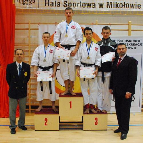 fudokan karate mistrz Michał Piotrkowicz