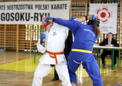 konfrontacja karate MMA kubojitsu