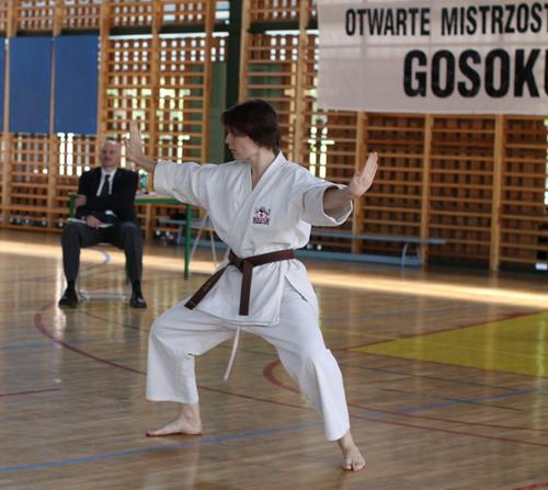mistrzyni karate kobiet