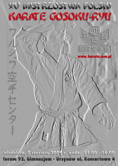 mistrzostwa Polski karate