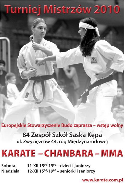 dzieci karate chanbara Saska Kępa Mokotów Ursynów Wola Żoliborz