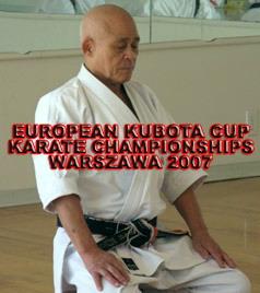 kubota karate