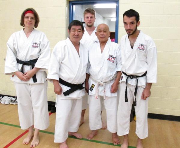 Michał Piotrkowicz mistrz świata w karate